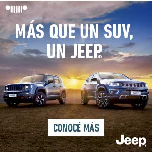 Banner Jeep