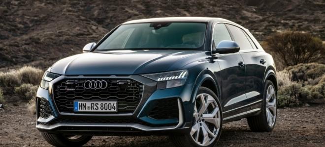 Lanzamiento. Audi Argentina inicia la preventa del RS Q8, el SUV con equipamiento premium y motor de 600 CV
