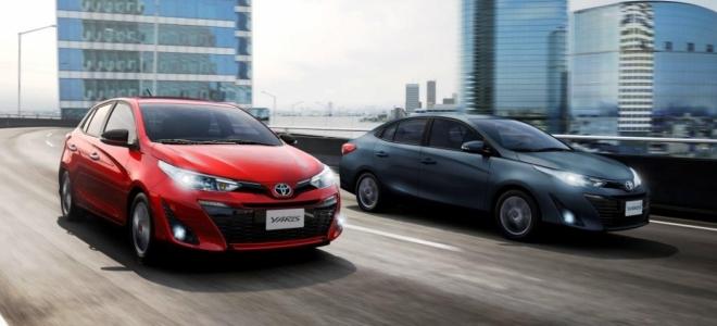 Lanzamiento. Toyota Argentina ya ofrece en nuestro mercado el nuevo Yaris en versiones hatchback y sedán, con el mismo motor naftero 107 CV. Video