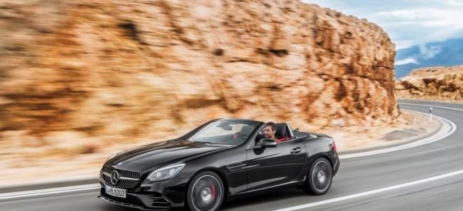 Lanzamiento. Mercedes-Benz Argentina presenta el AMG SLC 43, roadster, con motor naftero de 367 CV de potencia. Mirá el Video