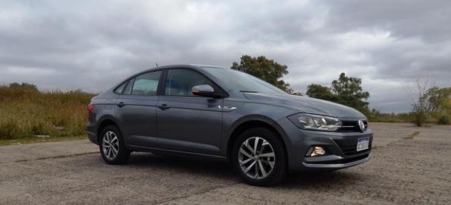 Volkswagen Virtus, a prueba. Un flamante sedan que se muestra confortable,  tecnológico y con notables virtudes ciudadanas