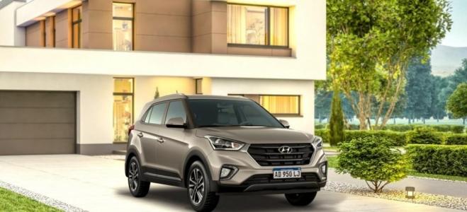 Lanzamiento. Hyundai Argentina presenta la renovación del Creta, el SUV, que llega desde Brasil, con motor de 123 CV