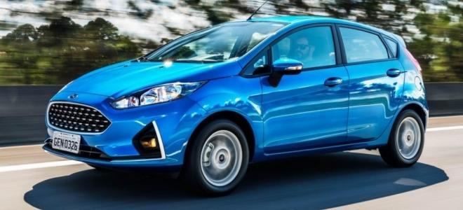 Lanzamiento. Ford Argentina presenta el Fiesta 2018, que ahora llega desde Brasil, solamente en versión hatchback