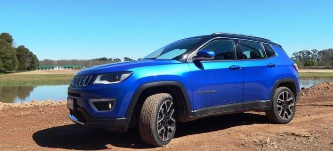 Lanzamiento. Jeep presenta en nuestro mercado el nuevo Compass, con motor naftero y caja manual de 6 marchas o AT de nueve