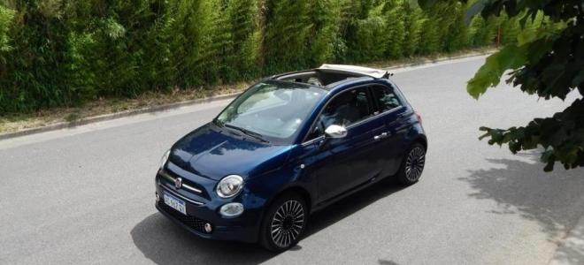 Fiat 500C, a prueba. El encanto del cabrio para disfrutar del cielo, en un auto compacto con estilo retro y muy bien equipado