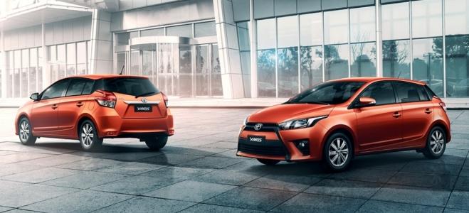 Lanzamiento. Toyota Argentina presenta el nuevo hatchback Yaris, que por primera vez llega al país. Mirá el Video