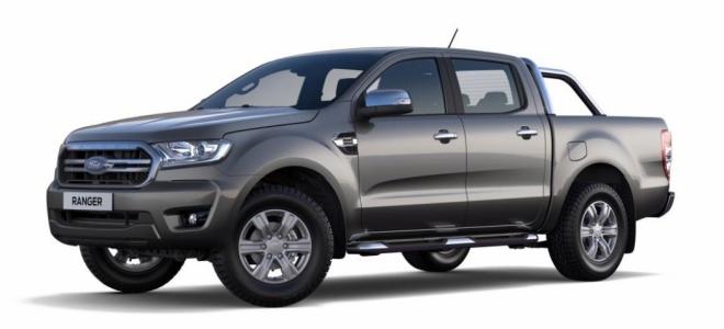 Lanzamiento. Ford Argentina presenta una versión intermedia de la pickup mediana, la Ranger XLT 2.2L 4x2 AT, con motor de 160 CV