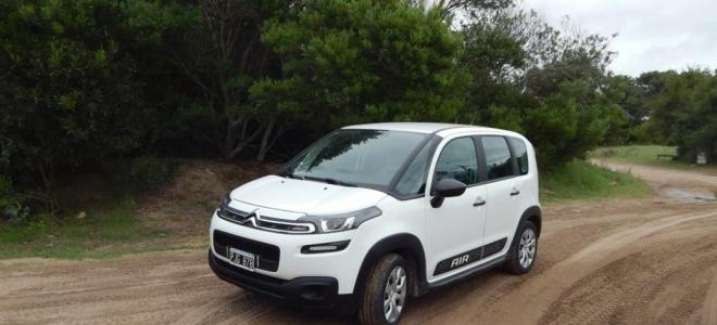 Probamos el Citroën C3 Aircross. Estética off-road para disfrutar en la ciudad, el tiempo libre y la aventura