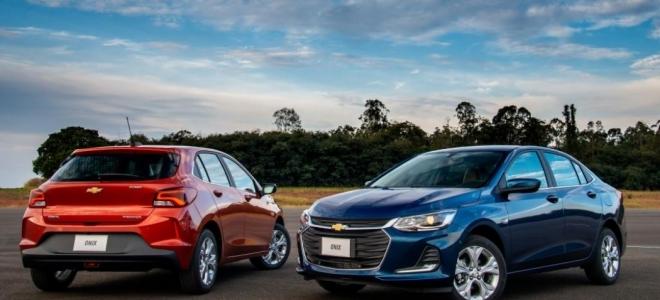 Lanzamiento. Chevrolet Argentina presenta la nueva generación del Onix, hatchback y sedán, con motor naftero de 90 CV