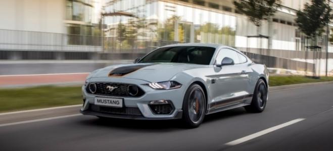 Lanzamiento. Ford presenta en nuestro mercado el Mustang Mach1, con gran tecnología y un motor de 475 salvajes caballos