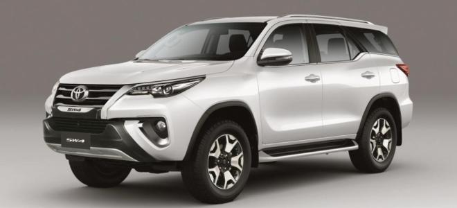 Lanzamiento. Toyota lanza la SW4 Diamond, la SUV grande que produce en la Argentina, con motor turbo diesel de 177 caballos de fuerza