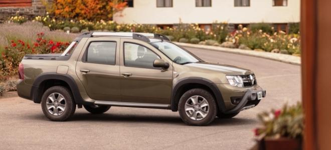 Lanzamiento. Renault Argentina presenta la primera pickup de la marca, la Duster Oroch en nuestro mercado