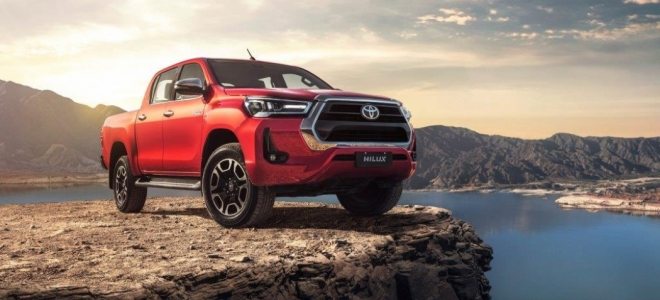 Lanzamientos. Toyota Argentina presenta la nueva Hilux 2021, rediseño de la 8va generación, con novedades en la motorización de 204 CV