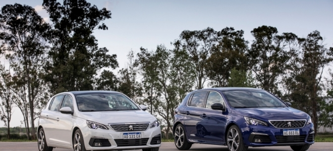 Lanzamiento. Peugeot ofrece en la Argentina dos versiones del 308 S, con motores nafteros de 165 y 225 caballos de potencia