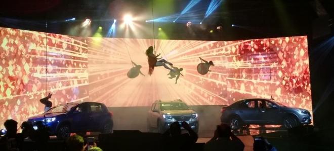 Lanzamiento. Renault presenta los renovados Sandero, Logan y Stepway, con el motor HR 16 de 115 caballos