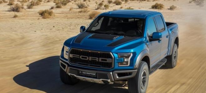 Lanzamiento. Ford presenta en la Argentina la pickup F-150 Raptor, con motor V6 bi-turbo de 456 caballos