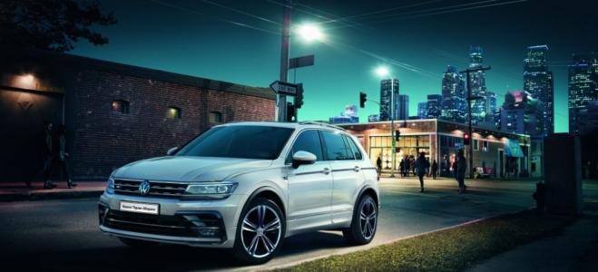 Lanzamiento. Volkswagen Argentina presenta el Tiguan Allspace, nueva SUV grande, en dos versiones de motor naftero de 150 y 220 CV. Video