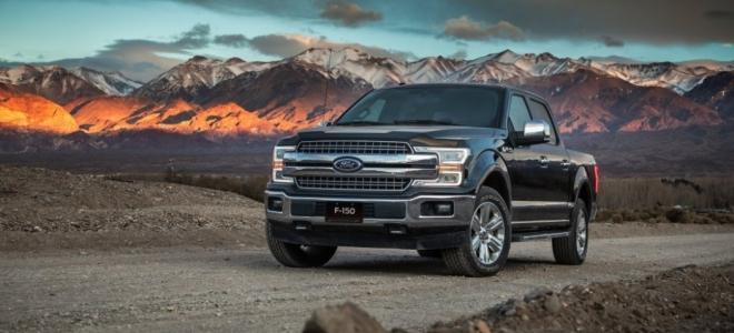 Lanzamiento. Ford Argentina presenta la pickup F-150, con motor V8 de 5 litros con 400 CV de potencia