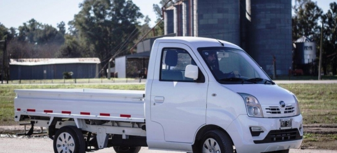 Lanzamiento. Lifan presenta en la Argentina el utilitario compacto Foison, con motor naftero de 95 caballos