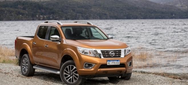 Lanzamiento. Nissan presenta en nuestro mercado la pickup Frontier #hechaenArgentina, con novedades tecnológicas y motor TD de 190 CV
