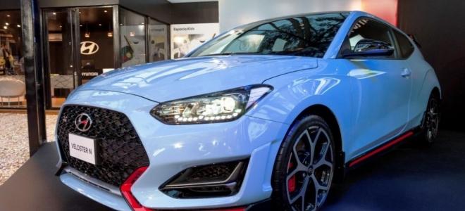 Lanzamiento. Hyundai ofrece el deportivo Veloster N en la Argentina, con motor de 250 CV y alta tecnología