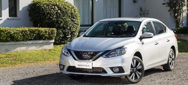 Lanzamiento. Nissan presenta en la Argentina el renovado sedan mediano Sentra, con motor de 131 caballos