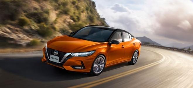 Lanzamientos. Nissan Argentina presenta el Sentra 2021, el sedan compacto con nuevo motor de 147 CV