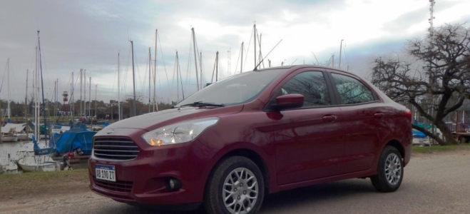 Ford Ka+, a prueba. Un auto compacto con capacidad para la familia, de diseño moderno, buen equipamiento y motor rendidor