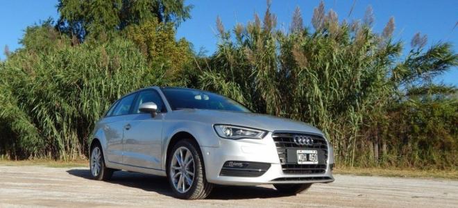 Audi A3 Sportback, a prueba. Estilo premium y altas performances para disfrutar en familia