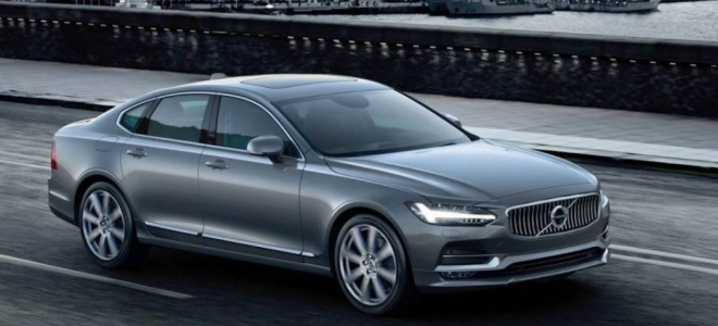 Lanzamiento. Volvo presenta el S90, el sedan grande de la marca con nuevo diseño y motor de 320 caballos. Mirá el video