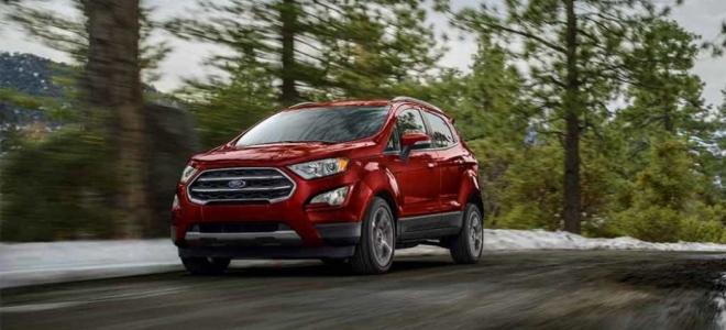 Lanzamiento. Ford Argentina ya ofrece la EcoSport que llega desde la India, con tres vesiones y solamente el motor de 123 CV
