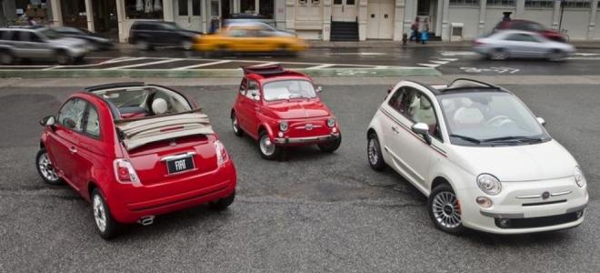 Lanzamiento. Se presenta en nuestro mercado la Serie 4 del Fiat 500, con novedades estéticas y de confort