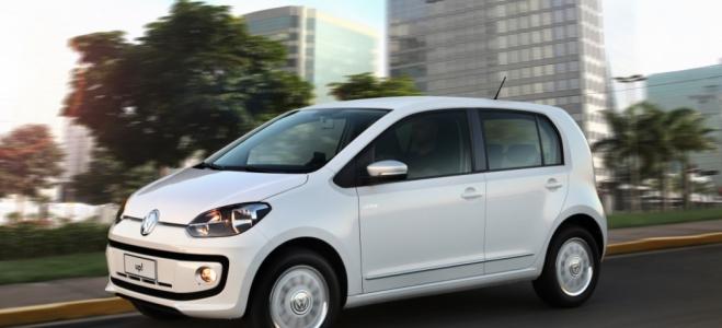 Volkswagen up!, a prueba. Un compacto urbano pequeño, carismático y eficiente