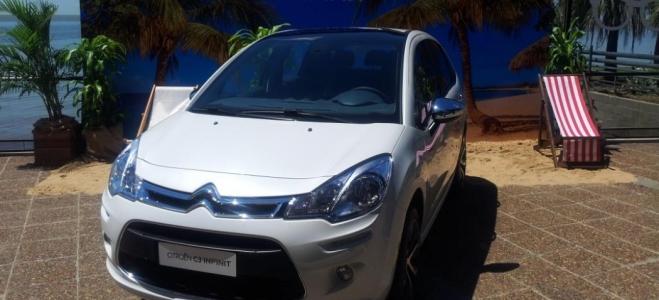 Lanzamiento. Citroën Argentina presenta la versión especial denominada C3 Infinit, con motor naftero de 115 CV