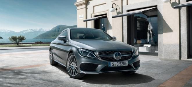 Lanzamiento. Mercedes-Benz presenta en nuestro mercado el deportivo C300 Coupé Automático AMG-Line