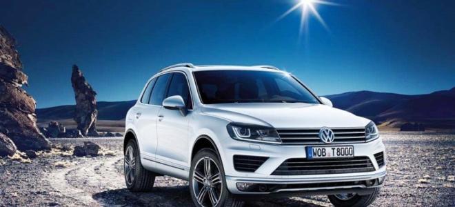 Lanzamiento. Volkswagen Argentina presenta el nuevo Utilitario Deportivo Touareg, en versiones naftera o turbodiesel