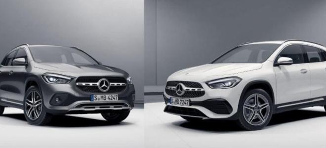 Lanzamiento. Mercedes-Benz Argentina presenta el Clase GLA (2021), en versiones con motores nafteros de 163 y 224 CV