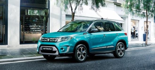 Pre lanzamiento. Suzuki ya ofrece la nueva Vitara, el SUV mediano, con motor de 120 CV y tracción 4x2 o 4x4