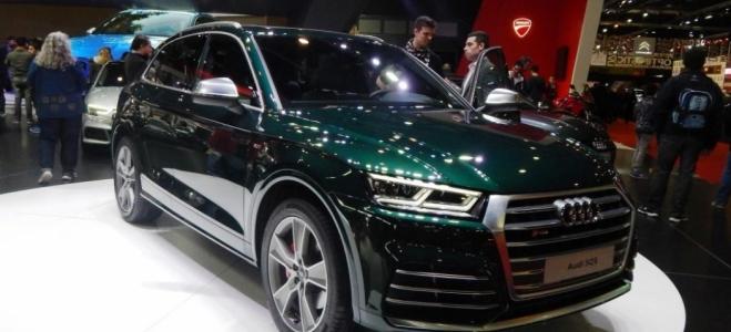 Lanzamiento. Audi Argentina realizó la presentación de la familia del flamante Q5, en tres versiones