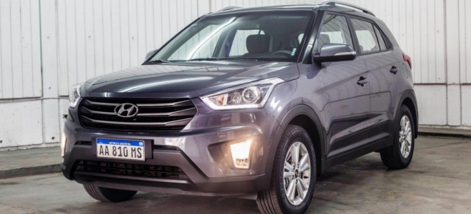 Lanzamiento. Hyundai Motor Argentina presenta una nueva versión del SUC Creta, denominada Connect, con motor naftero de 123 CV