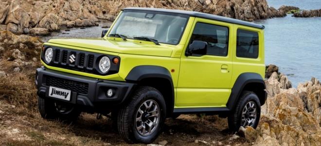 Lanzamiento. Suzuki presenta el Jimny en la Argentina, con novedades de equipo, tecnología y motor naftero de 100 CV
