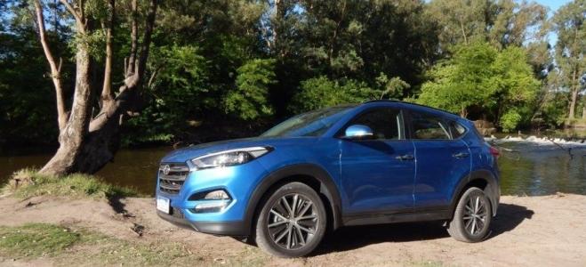 Hyundai Tucson a prueba. Un Utilitario Deportivo eficiente, confortable y tecnológico, con posibilidades fuera del asfalto