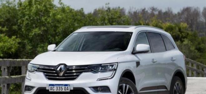 Lanzamiento. Renault presenta la segunda generación del SUV Koleos, con el mismo motor naftero de 170 caballos de fuerza y tracción 4x2 y 4x4