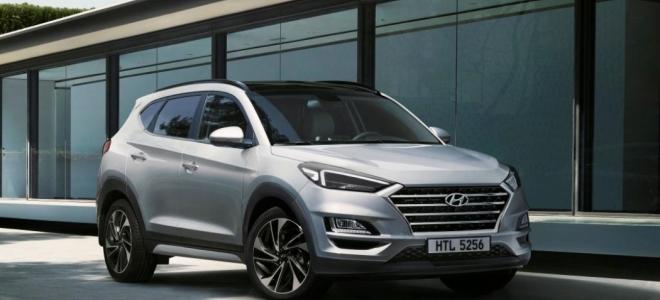 Lanzamiento. Hyundai presenta en la Argentina el Utilitario Deportivo Tucson 2020, con motores nafteros y TD