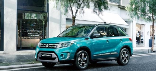 Lanzamiento. Suzuki lanza la nueva generación de la Nueva Vitara, el SUV compacto con tracción 4x4 y 4x4 4WD. Mirá el video