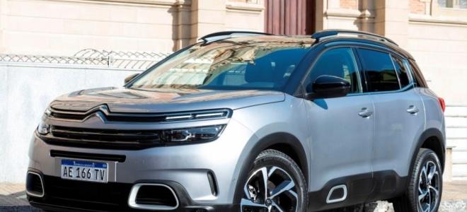 Lanzamiento. Citroën Argentina ofrece el nuevo SUV C5 Aircross, con motor turbo naftero de 165 caballos
