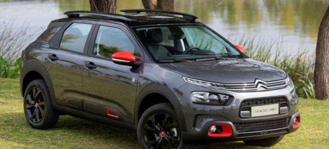 Lanzamientos. Citroën Argentina lanza la serie especial del SUV C4 Cactus