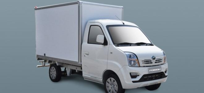 Lanzamiento. Lifan presenta en nuestro mercado la versión Box del Foison, el utilitario compacto con motor de 92 CV