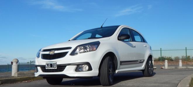 Chevrolet Agile Effect, a prueba. La misma calidad con más contenidos para disfrutar