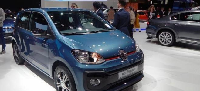 Lanzamiento. Volkswagen Argentina ofrece el rediseño del compacto up!, y agrega un motor TSI de 101 caballos